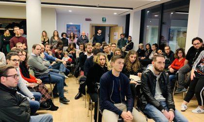 Il brindisi di Natale per i giovani per la Bcc Caravaggio e Cremasco