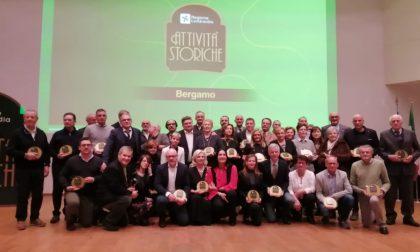 Attività e negozi storici, oggi la premiazione in Regione Lombardia