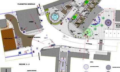 """Piazza IV Novembre: ecco il progetto esecutivo per la """"nuova"""" Barbata"""