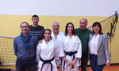 Una borsa di studio per le campionesse di karate