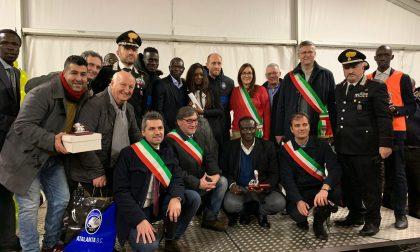 Noi con Voi, a Zingonia il Natale dell'integrazione con i carabinieri