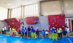 Giovani arrampicatori conquistano la vetta del Natale FOTO