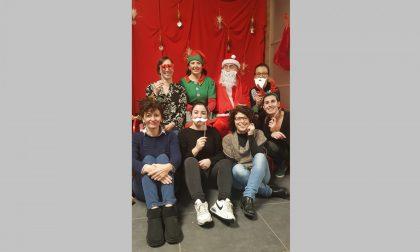 Babbo Natale incontra i bambini di Pognano FOTO
