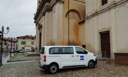 La messa dell'Immacolata celebrata a Brignano sarà trasmessa in tutta Italia su RaiUno