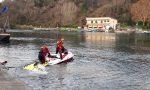 Annegata nell'Adda, dal fiume affiora il cadavere di una donna FOTO VIDEO