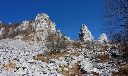 Precipita in Cornagera, grave alpinista 60enne