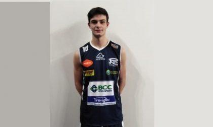Blu Basket Bcc Treviglio prende in prestito Simone Doneda: chi è? SCHEDA