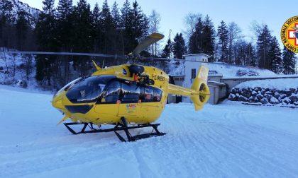 Bloccati sul monte, vengono salvati dal Soccorso alpino FOTO