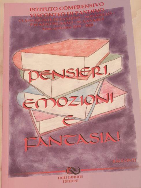 Il libro scritto e illustrato dai ragazzi di Pandino