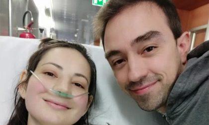 Raccolta fondi per star vicino alla moglie malata