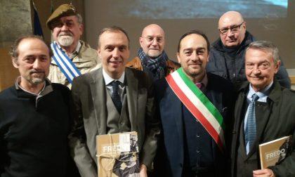 Medaglia d'onore al sodato gradellese Bassiano Bianchi