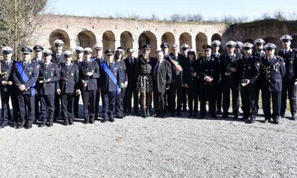 Festa Polizia locale, Regione premia 26 agenti a Pavia: c'è anche Seriate FOTO