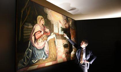 La mostra del Tintoretto fa boom: i visitatori superano quota 10.000