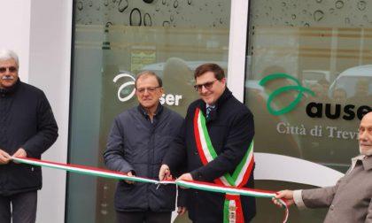 Treviglio, inaugurata la nuova sede dell'Auser