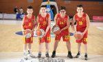 Polisportiva Oratorio Bariano sposa la Junior academy di Blu basket