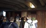 Al binario 21, dove partivano i treni per i campi nazisti