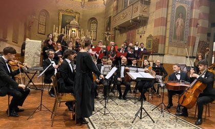 Cent'anni di Bcc ad Arzago festeggiati in musica