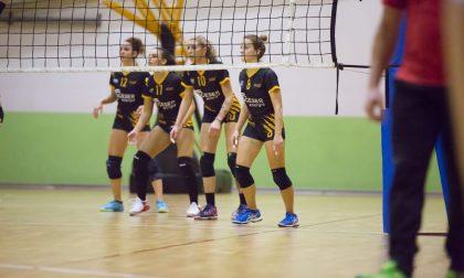 La New Volley Adda chiude il girone di andata con una vittoria