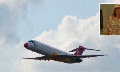 E' morta la 46enne colpita da malore sul volo per le Seychelles