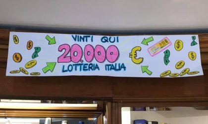Lotteria Italia, al Barettino di Verdello vinto un premio da 20mila euro