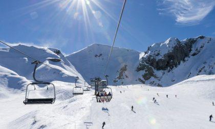 Weekend sulla neve anche per i soccorritori