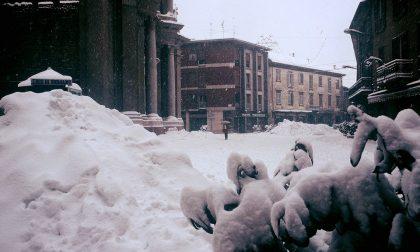 """Oggi splende il sole, ma 35 anni fa """"cadeva"""" la grande nevicata dell'85"""