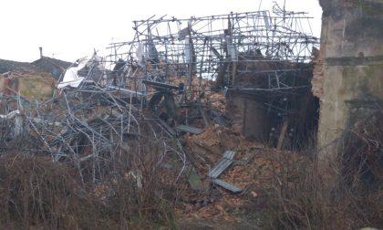 Villa Obizza è crollata: il gioiello palladiano non c'è più FOTO