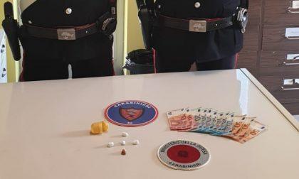Spacciava cocaina, colto in flagrante e arrestato dai carabinieri