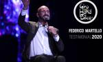 Giro handbike, Federico Martello testimonial dell'edizione 2020
