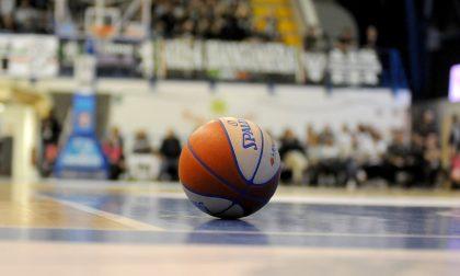 Il basket di A, A2 e B, A1 e A2 femminile si ferma