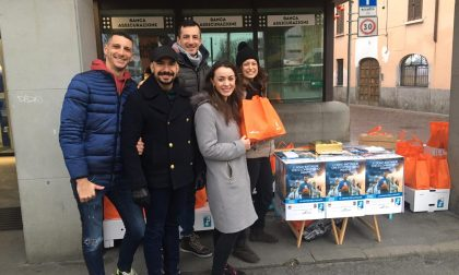 Airc a Treviglio, in piazza contro il cancro