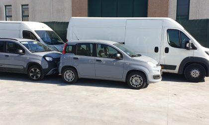 Auto rubate, in via Trento localizzato il deposito