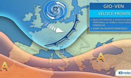 La Tempesta Ciara mette in ginocchio l'Europa e in Italia fioriscono le mimose
