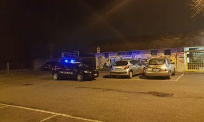 Giovane ubriaco alla bocciofila di Canonica, arrivano i carabinieri