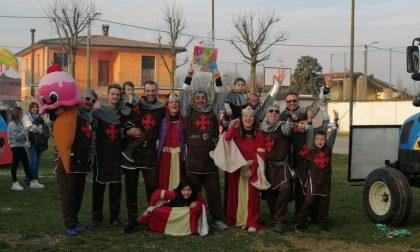 Carnevale 2020, a Capralba trionfano i Cavalieri del drago FOTO