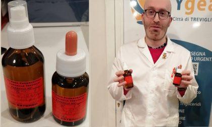 Coronavirus, a Treviglio le farmacie comunali Ygea  producono disinfettante