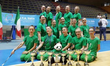 Twirling a Crema, 24 gruppi in gara per il campionato nazionale
