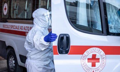 Inarrestabile Croce rossa: anche il Comitato di Caravaggio in campo contro Covid-19 FOTO