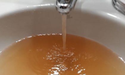 Acqua color ruggine, l'assessore di Pandino Francesco Vanazzi alza la voce