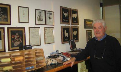 Addio Mario Bresciani, il re delle calze di Spirano
