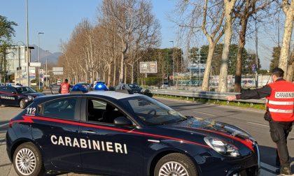 Coronavirus: in arrivo rinforzi per i Carabinieri