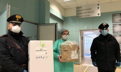 Bcc Bergamo e Valli dona cinque ventilatori agli ospedali FOTO