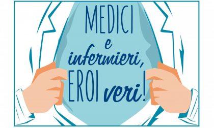 Medici e infermieri, eroi veri! Fai sentire la tua voce ai sanitari in prima linea