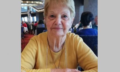 """Addio a Maria Rosa, generosa segretaria del Lions Pandino """"Il Castello"""""""