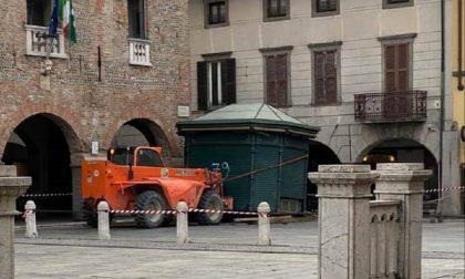 L'edicola di piazza Roma sarà la nuova casa dei gatti