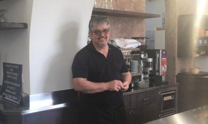 Verdello e Verdellino piangono Claudio, barista dal cuore grande