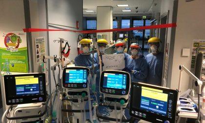 Ospedale di Bergamo, donati quattro apparecchi per la ventilazione assistita