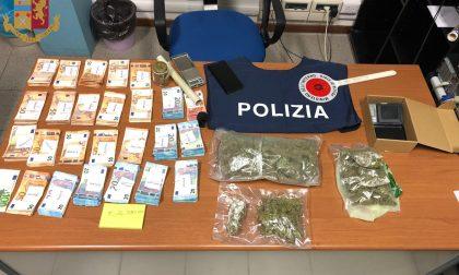 Trovati con mezzo chilo di marijuana: denunciati due cremaschi