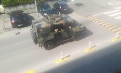 Strade sicure: dislocati 114 militari