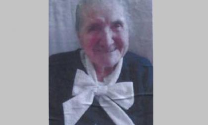 Si è spenta a 105 anni la decana Serafina Motta